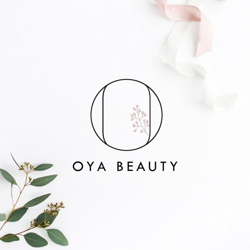 Logo Concept for a Beauty Brand