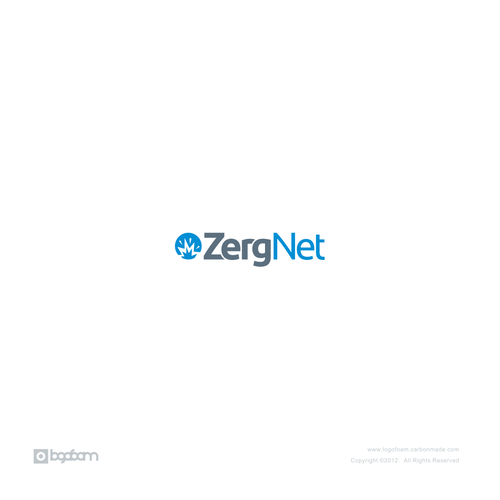 logo design for zergnet