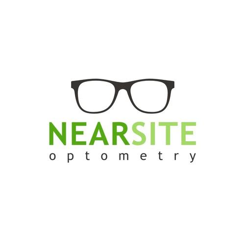 Design an innovative logo for an innovative vision care provider,Nearsite Optometry