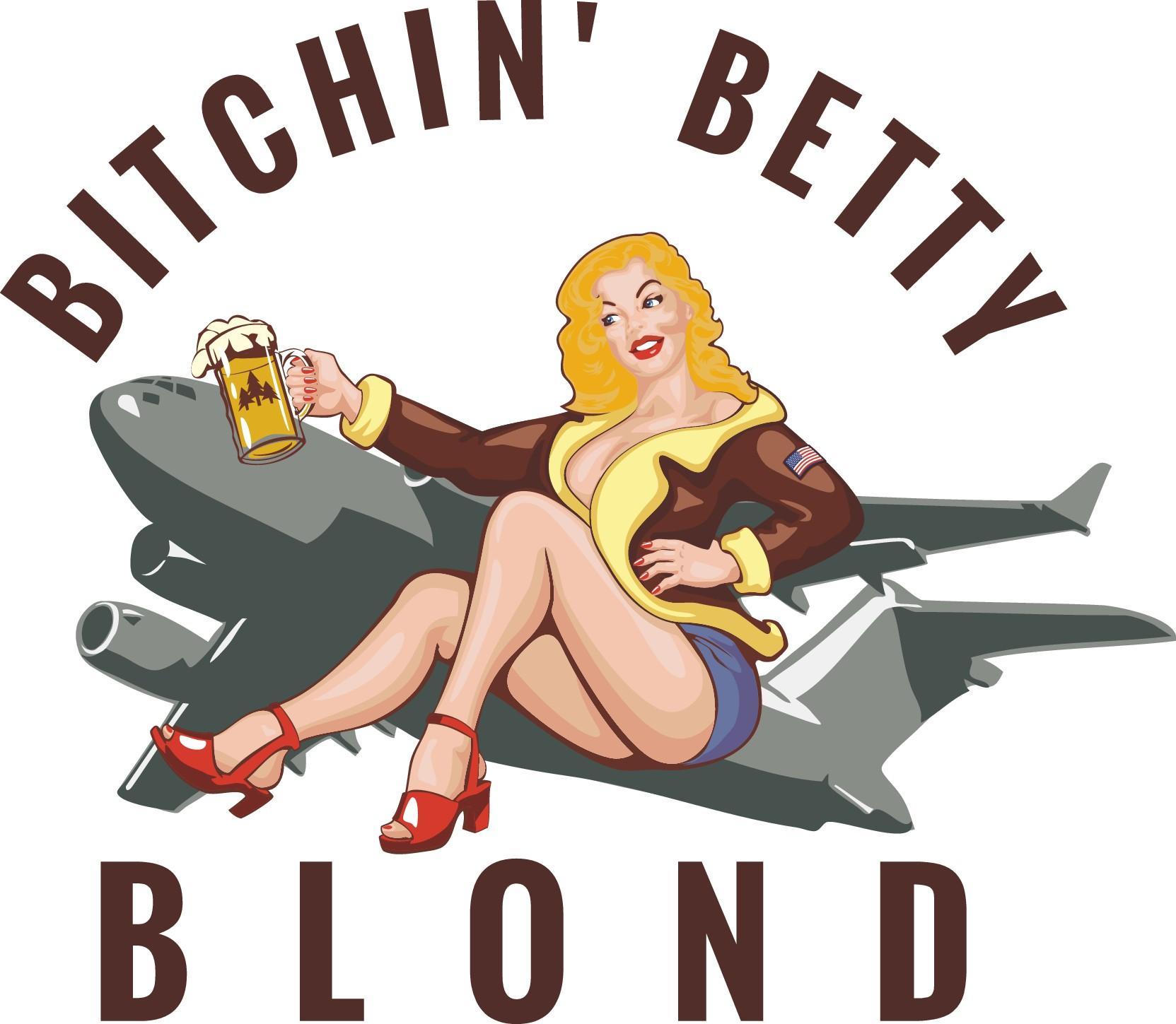 Bitchin' Betty Blond