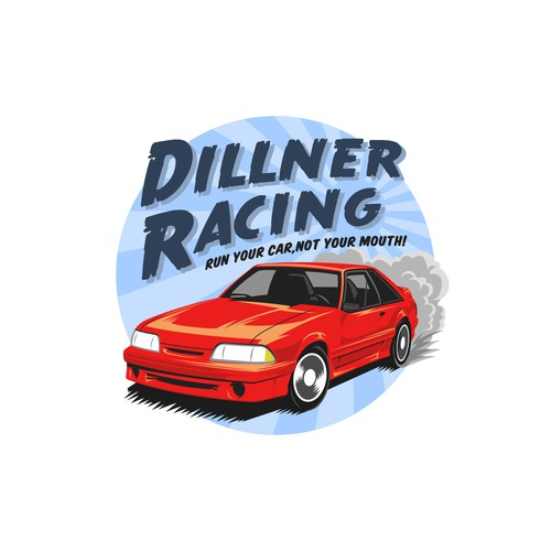 Car Logo for an Automotive Company