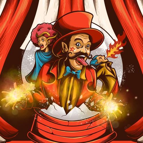 Poster for cirque du freak
