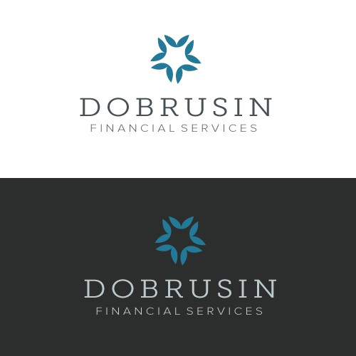 Logo design for Financial Services firm. Redesign of an exisiting logo.