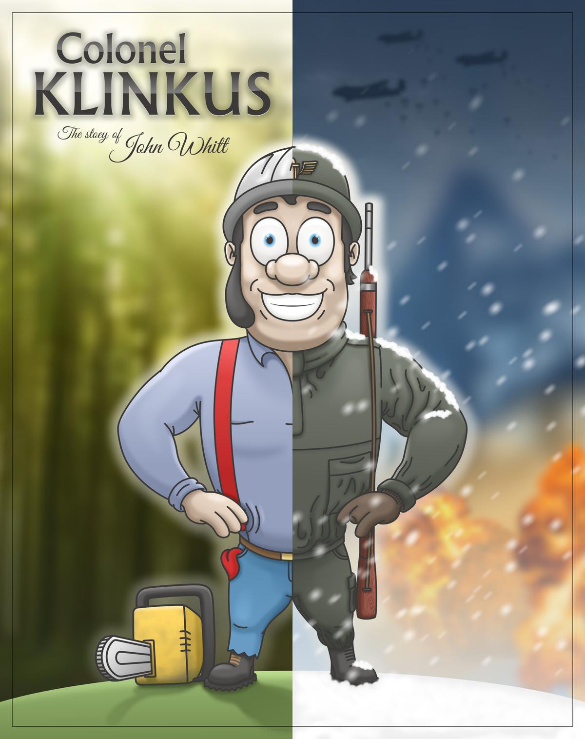 Colonel Klinkus: The Story of John Whitt Part 21 through 30