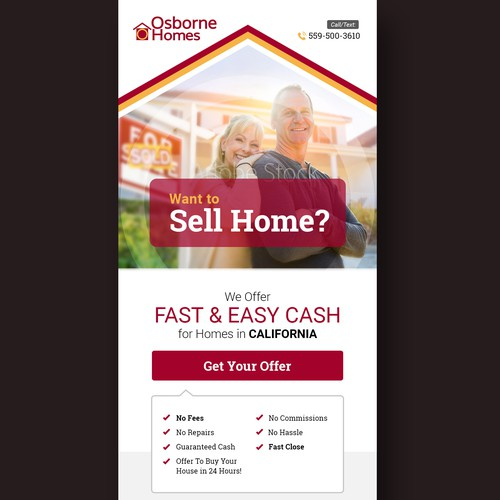 OsborneHomes Home Selling Email Newsletter
