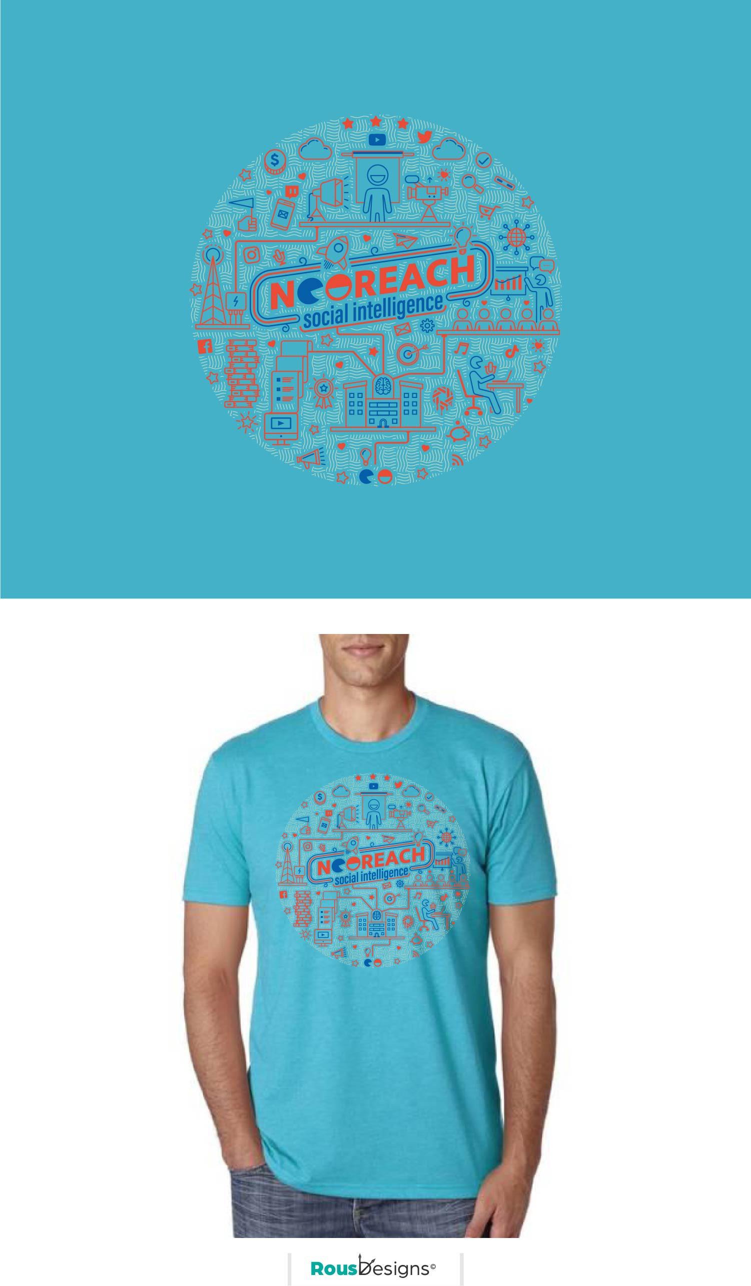 *GUARANTEED* Marketing Company Needs Fun Shirts!