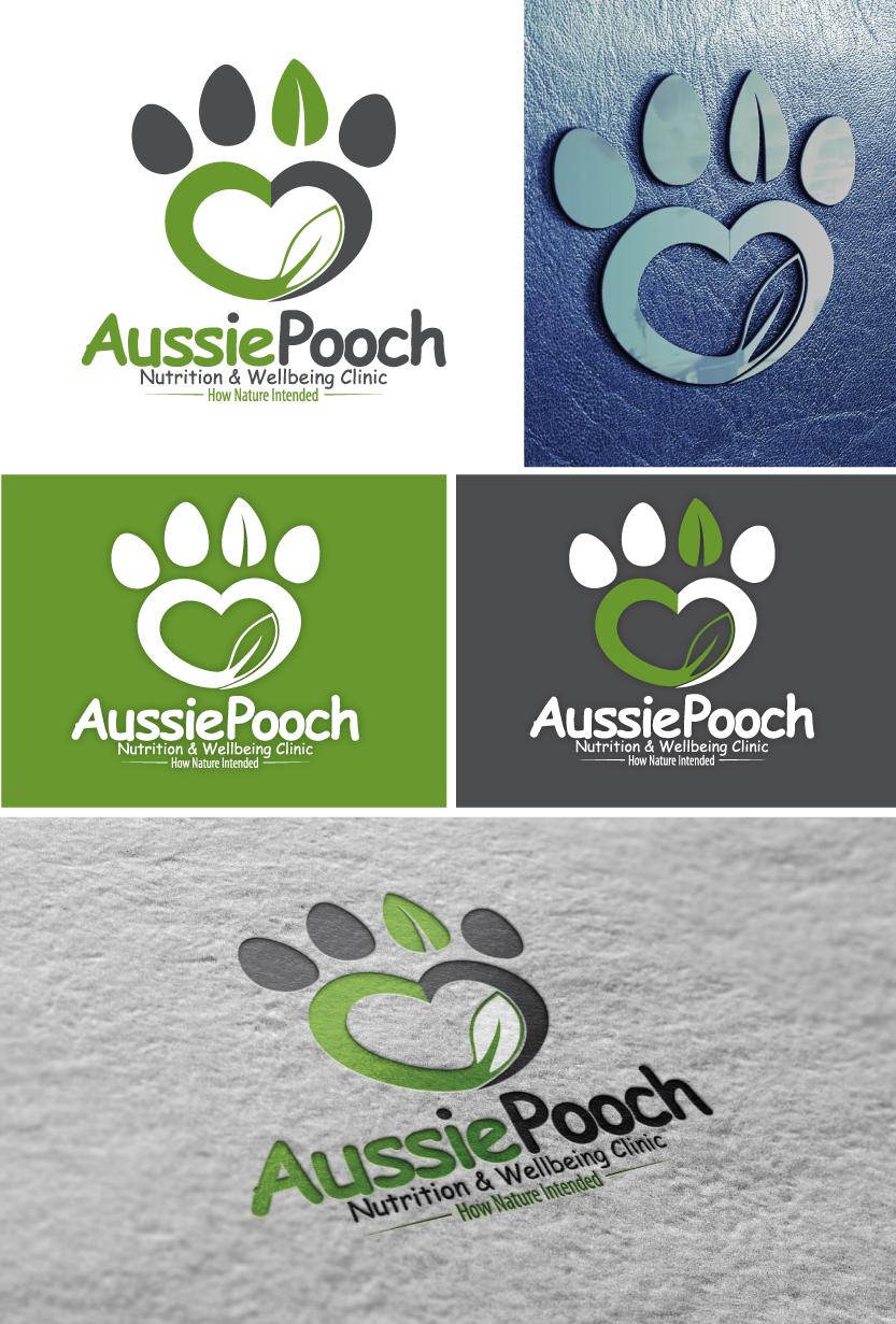 logo for Aussie Pooch