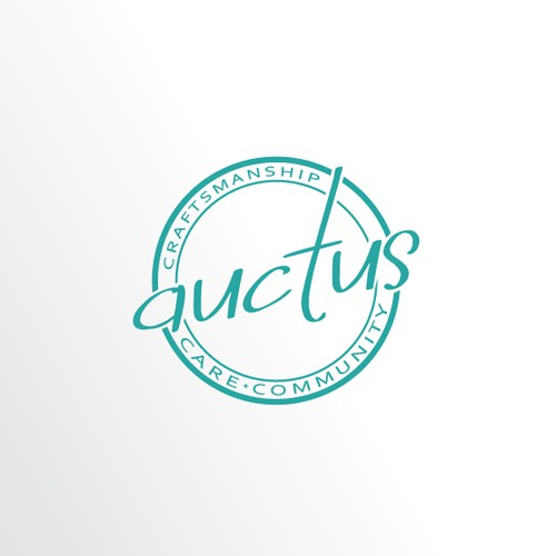 Logo for auctus