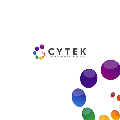 Logo concept for Cytek