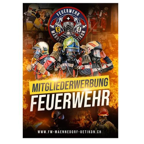 Poster for Firefighter