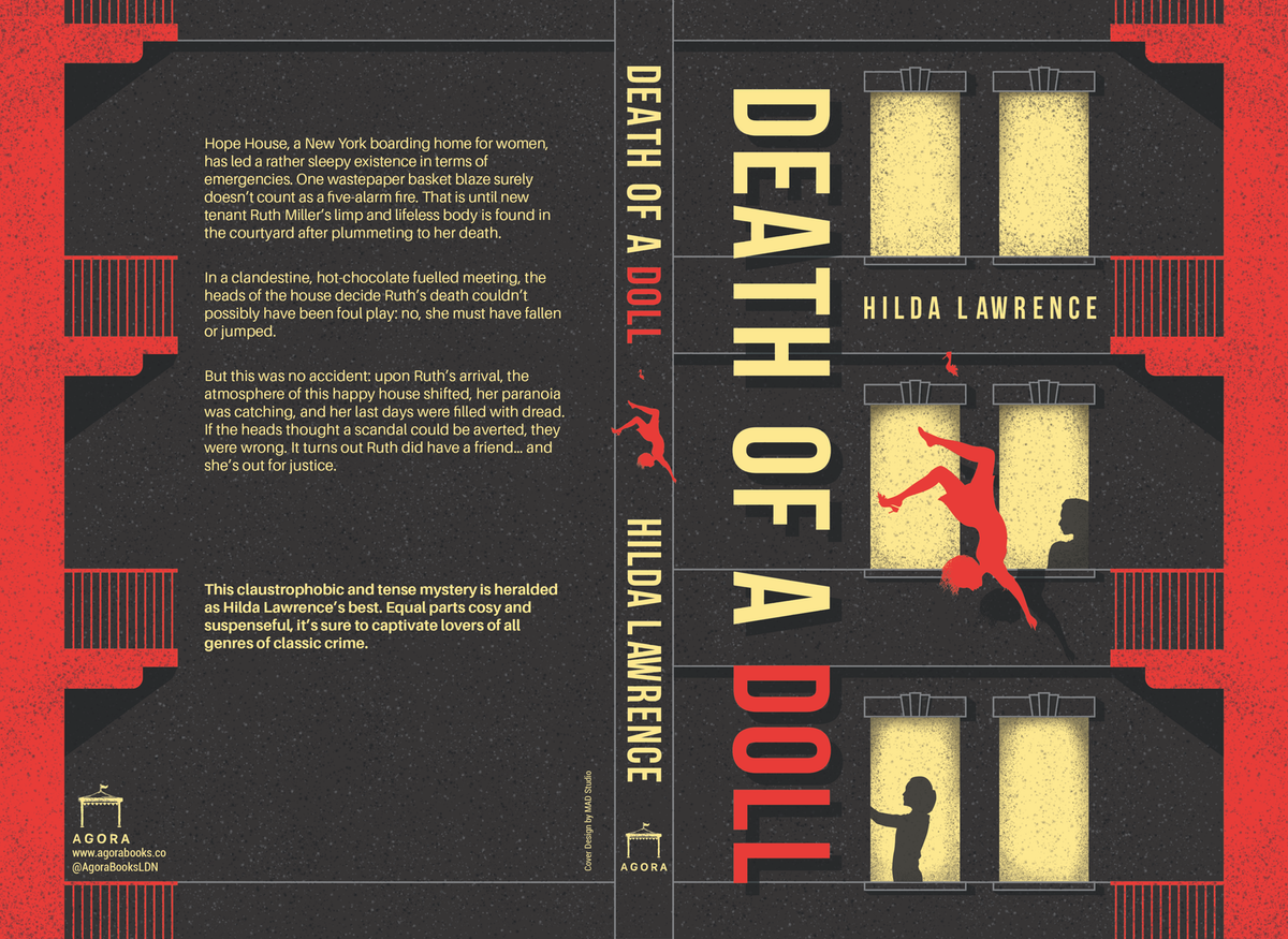 Death of a Doll Paperback