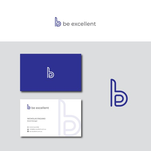 Logo For Be Excellent