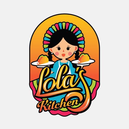 mexican food mascot