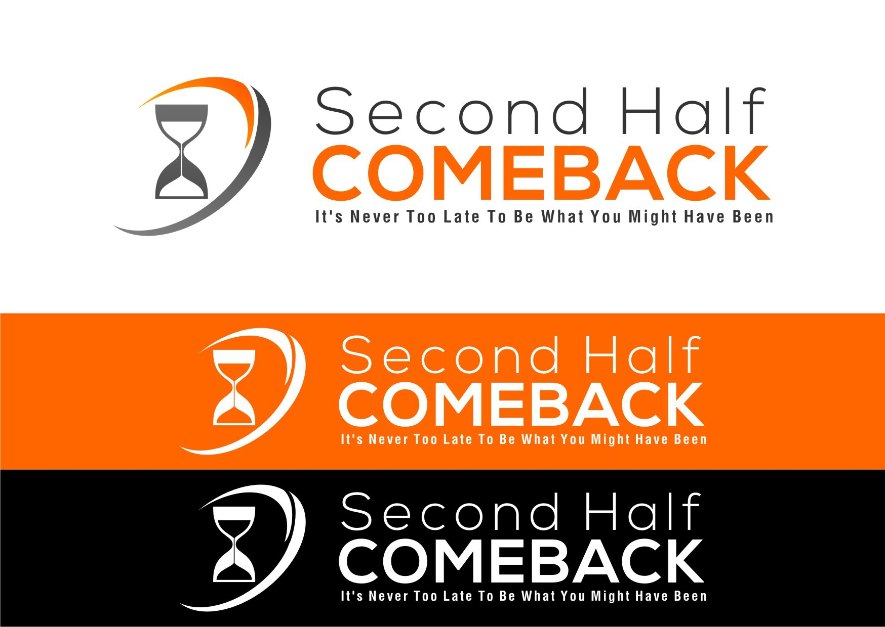 Guaranteed! Only ONE hour left! Please submit your idea for Second Half Comeback