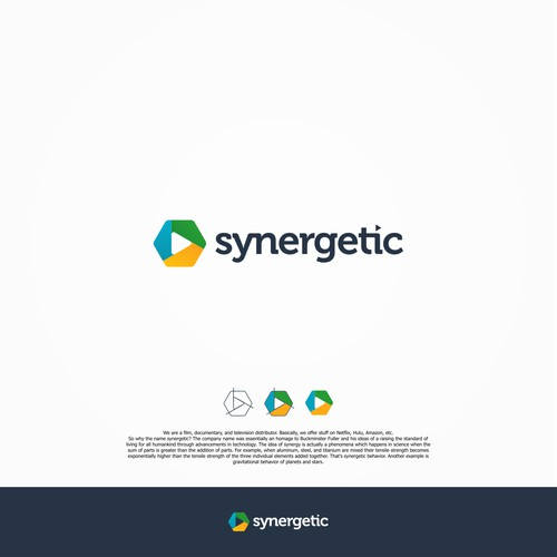 Logo for Synergetic