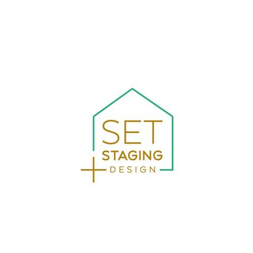 Set staging + design