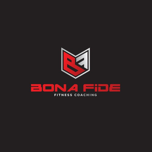 Fitness Coaching Logo Design