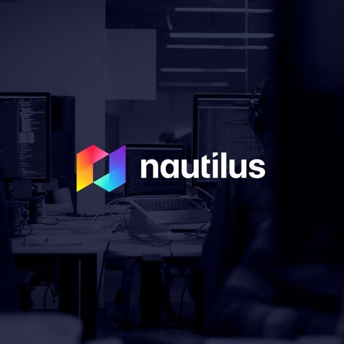 Logo for Nautilus