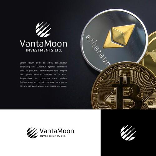Geometric Logo for Crypto Investment Company