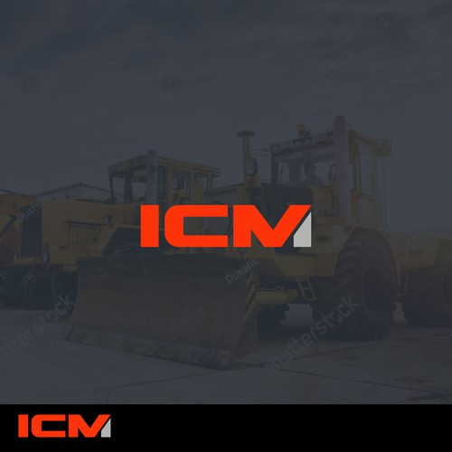 Logo for Heavy equipment company