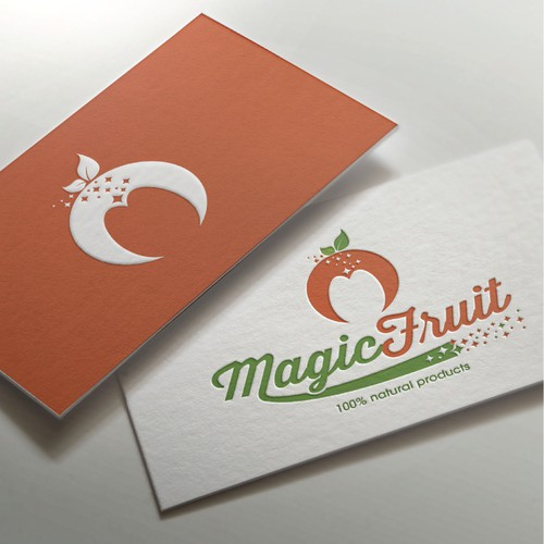 Magic Fruit logo proposal