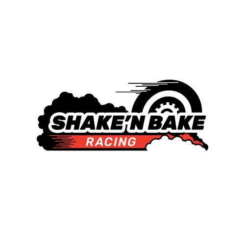 Logo concept for car racing business