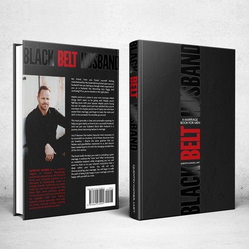 Book cover for Black Belt Husband