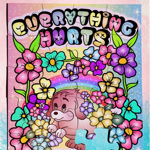 Everything Hurts and I'm Dying Puzzle Design