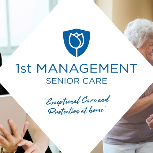 Facebook cover image for 1st Management Senior Care