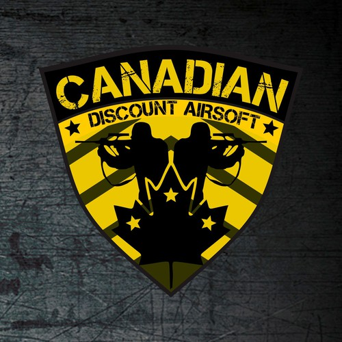 Canadian Discount Airsoft needs a new logo