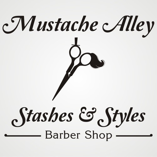 New logo wanted for Mustache Alley