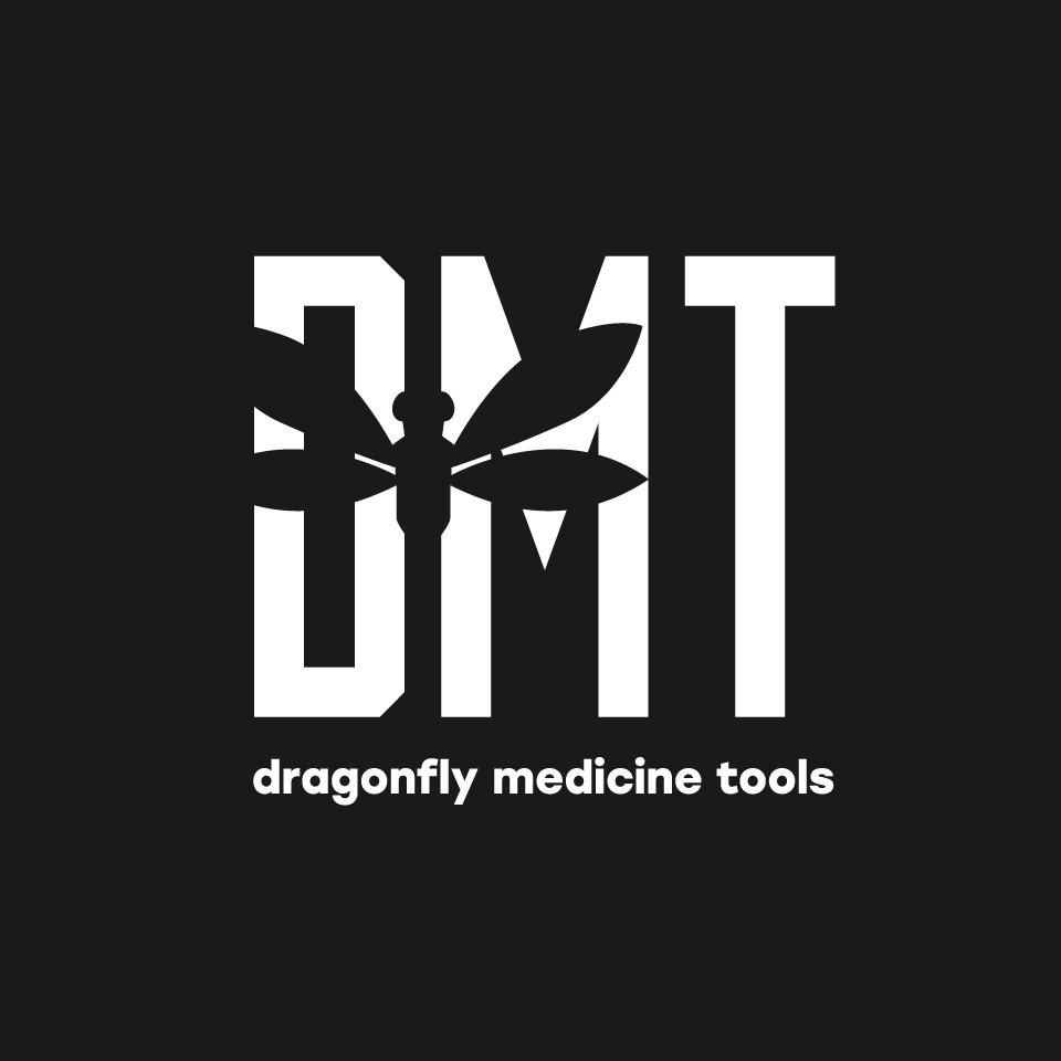 Design a logo for Dragonfly Medicine Tools (aka DMT)