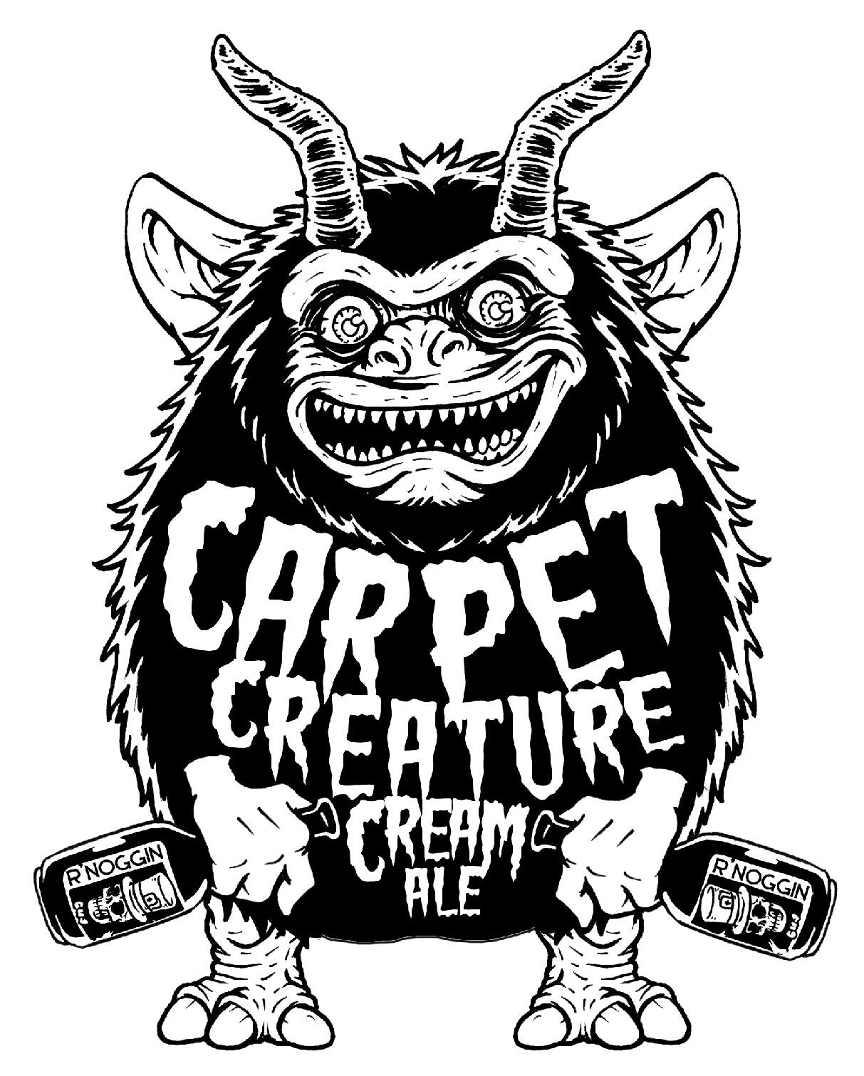Carpet Creature - Cream Ale
