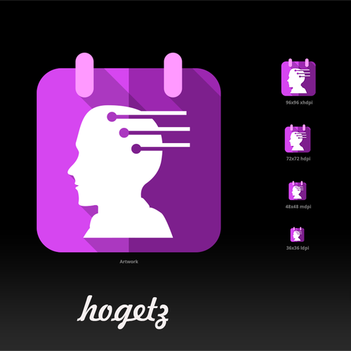 Android  icon app for epilepsy Calendar
