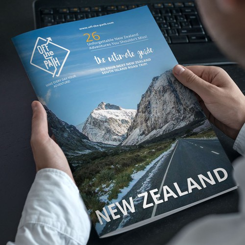 New Zealand Travel eBook!