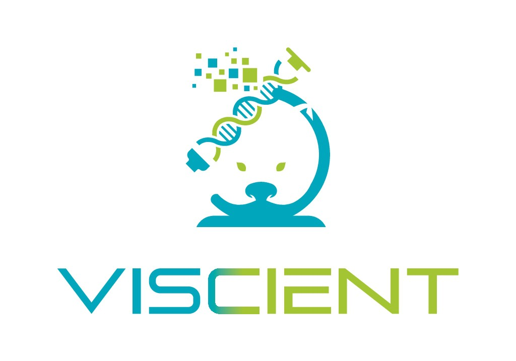 Create a visual statement for a company focused in the vision sciences