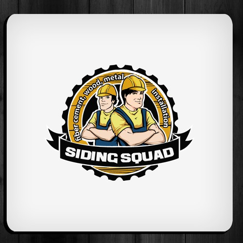 New logo wanted for Siding Squad