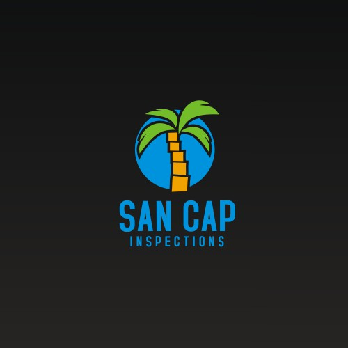 SAN CAP Logo Design