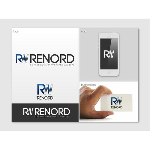 Restyling logo Renord