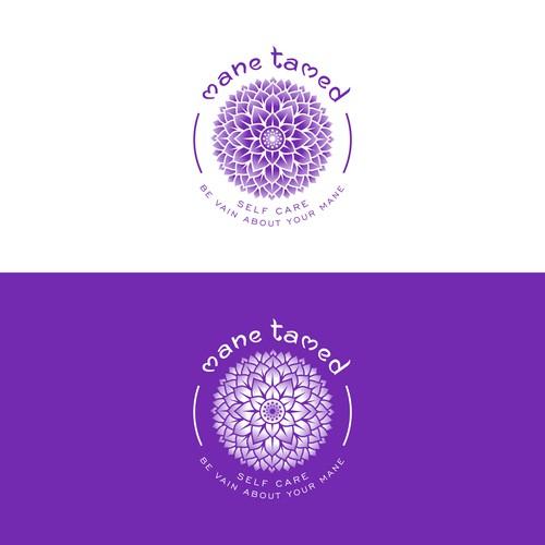 Beauty Logo for Mane Tamed