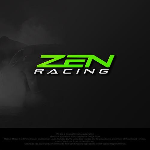 Racecar Shop Seeks New Logo!!!