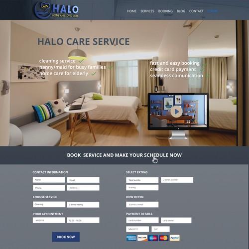 Halo Care home service