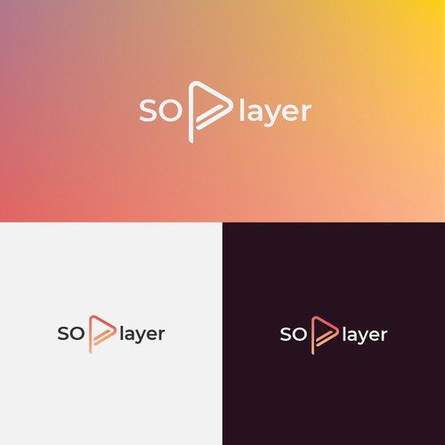 SOPlayer - Online Player Logo