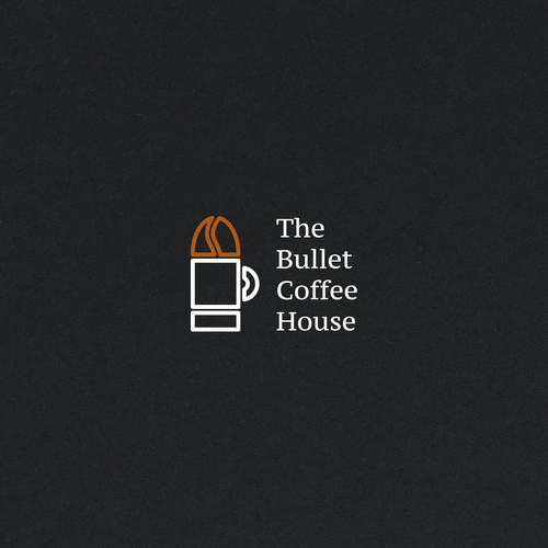 Logo for coffe house rebranding