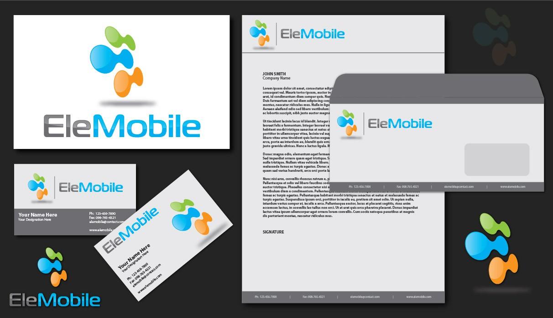 Create the next logo for EleMobile
