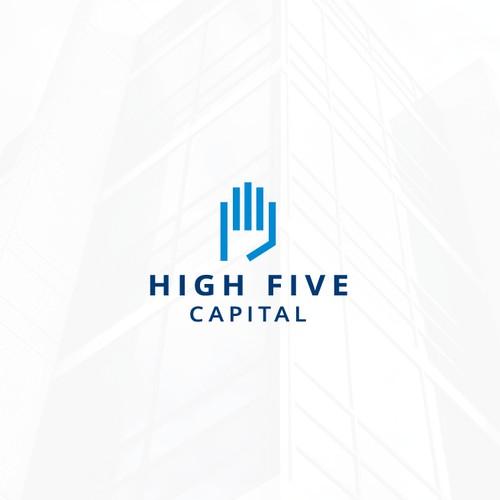 Bold and minimalist logo