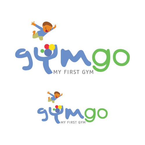 Kid's gym and playplace