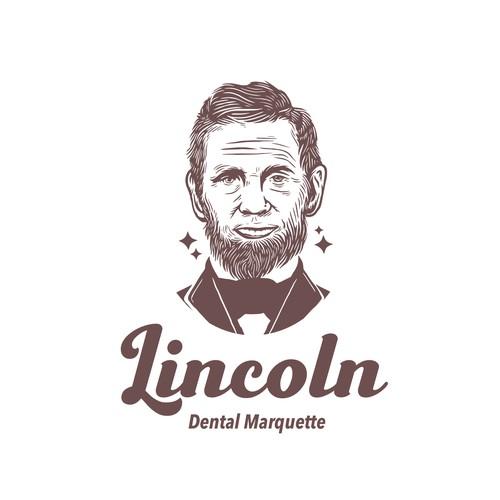 Abraham Lincoln for logo