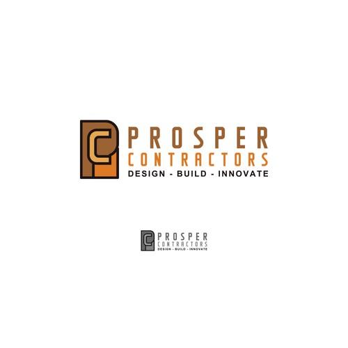 Concept for Prosper Contractors