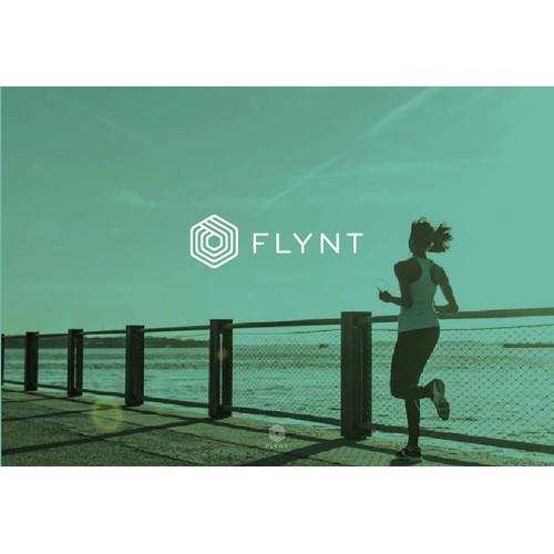 Logo design for Flynt